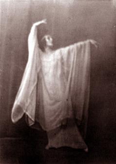 Dancer Anna Pavlova
