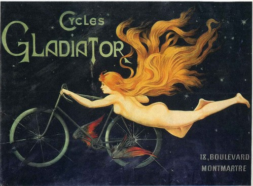 Cycles Gladiator Poster