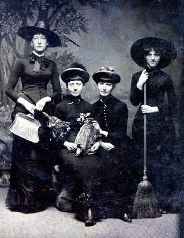 four witches