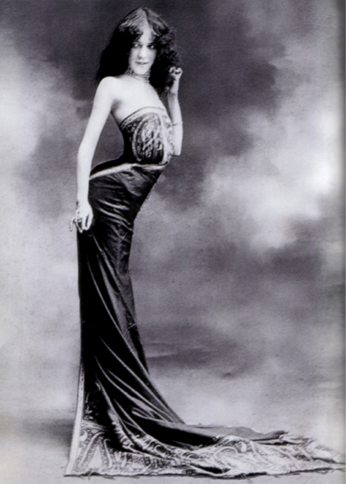 Edith La sylphe